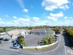Aerial Photographs of our Beautiful School