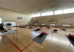 Yoga classes return to Cregmore!