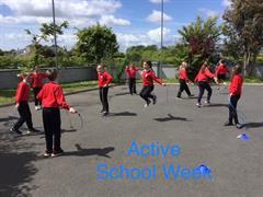 Active School Week 2021