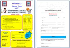 Cregmore NS Summer Camp