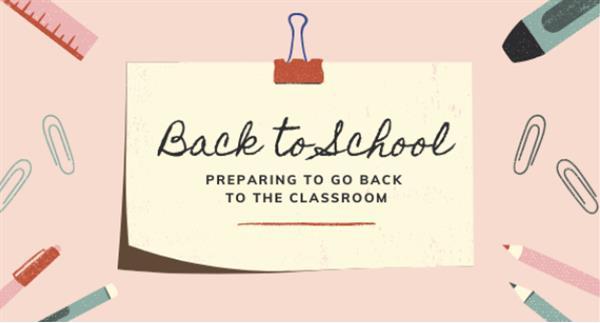 Return to the Classroom